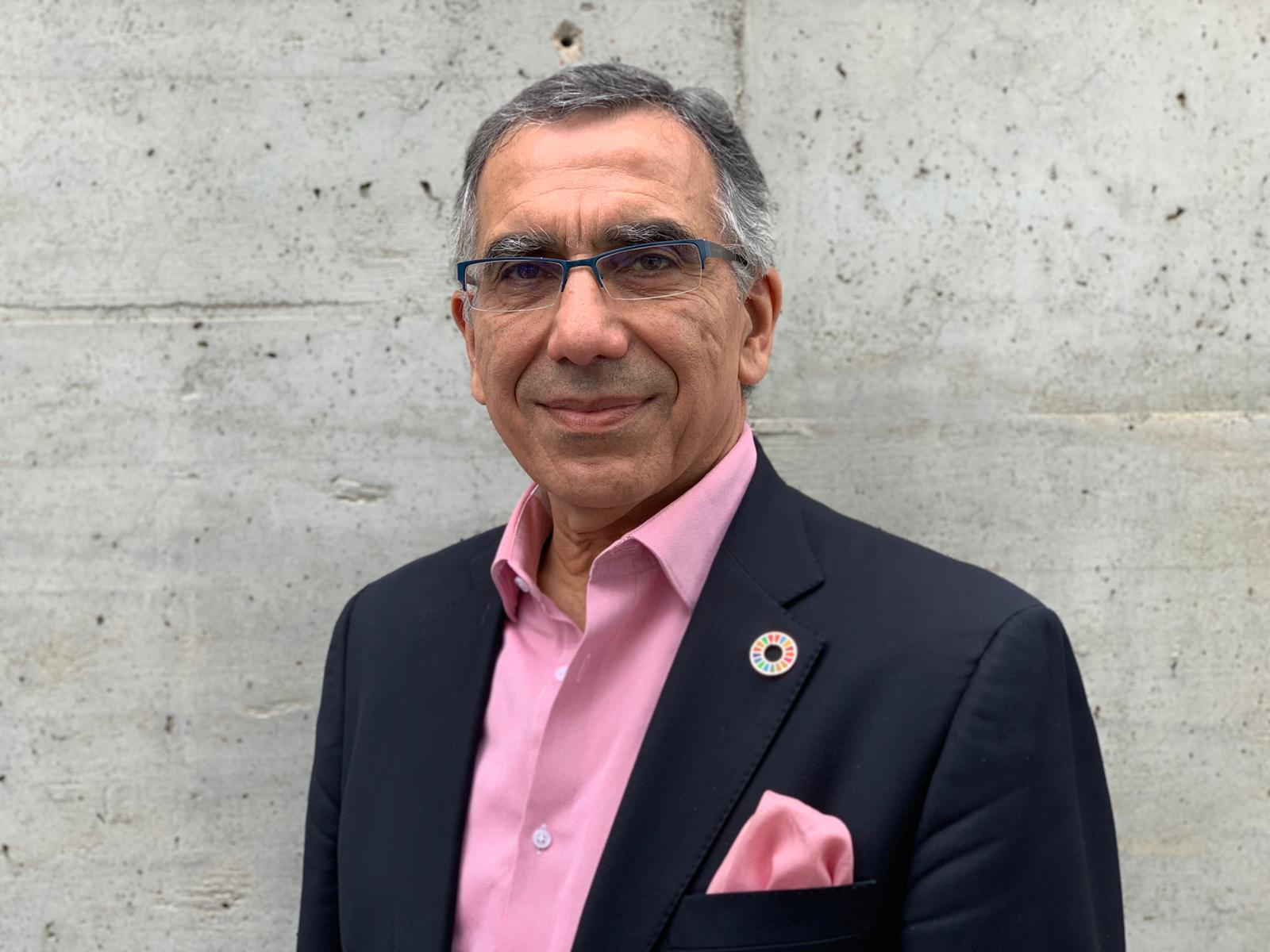 Mahmud Samandari Ambassodor of Soul.com