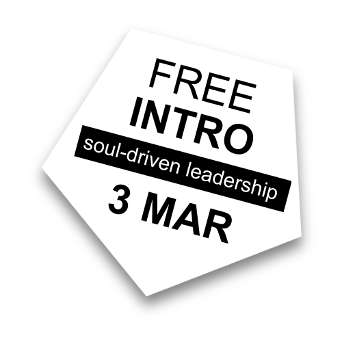 Introduction Soul-driven Leadership March 3rd 2021
